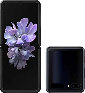 Samsung Galaxy Z Flip Factory Unlocked Cell Phone |US Version - Single SIM | 256GB of Storage | Folding Glass Technology | Long-Lasting Battery | Mirror Black (B0859NYLYZ) | Amazon price tracker / tracking, Amazon price history charts, Amazon price watches, Amazon price drop alerts