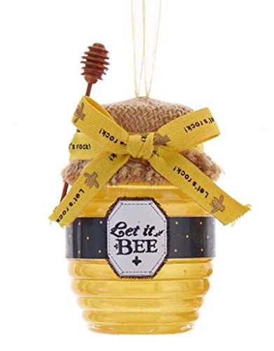 Kurt Adler Honey Jar Ornament