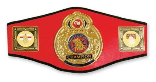 M.A.R International Ltd Championship Belt MMA Sportgürtel