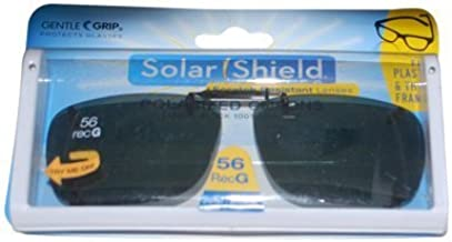 Solar Shield Polarized Clipons 56 Rec G