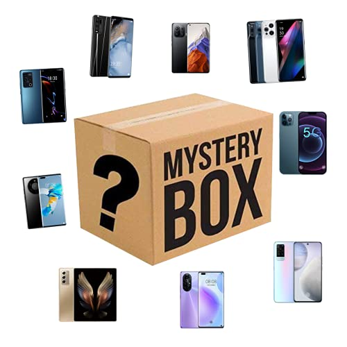 Mystery Box Electronic,Lucky Boxes Mystery Blind Box,...