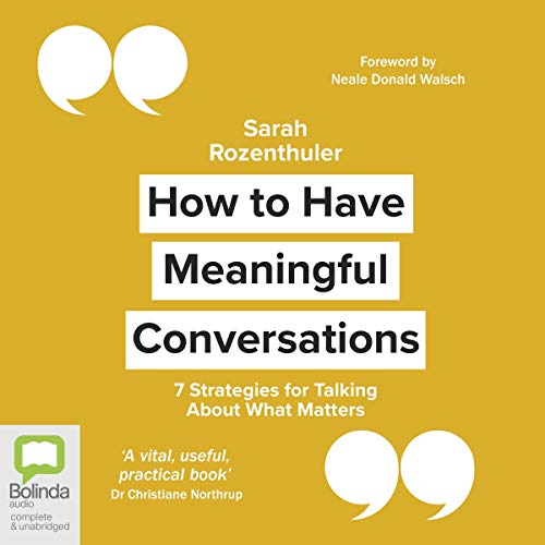 How to Have Meaningful Conversations cover art