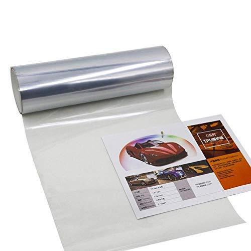 30 * 100 cm Voor Auto Koplamp Achterlicht Tint Sticker venster verven voor auto Mistlamp Achterlicht Viny Stickers, transparant, Verenigde Staten