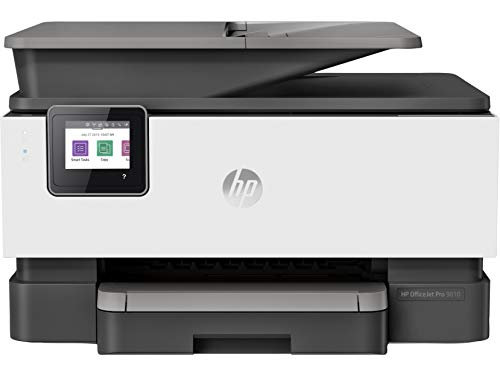 HP OfficeJet Pro 9012 AiO Printer Basalte 22 Pages/Min