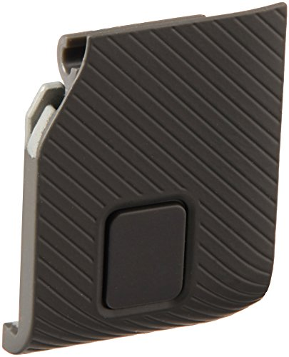 GoPro AAIOD-001 - Puerta lateral de repuesto para GoPro Hero5 Black, color gris