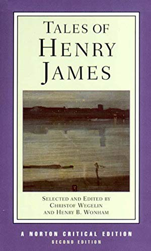 Tales of Henry James (Norton Critical Editions)
