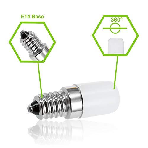 LOHAS-LED QP-E14-1.5W-3000K-2