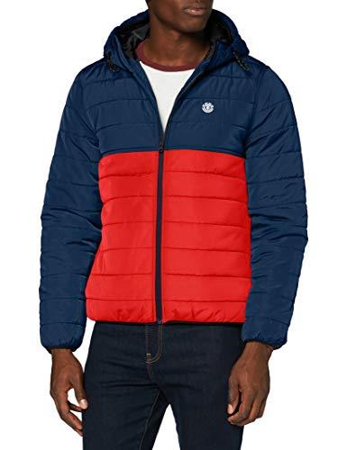 Element Alder Puff Fundament - Jacket para Hombre Chaqueta Parka,...