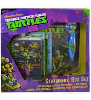 Amazing Deal UP TMNT Ninja Turtles Stationary Set [Contains 1 Manufacturer Retail Unit(s) Per SKU# T...