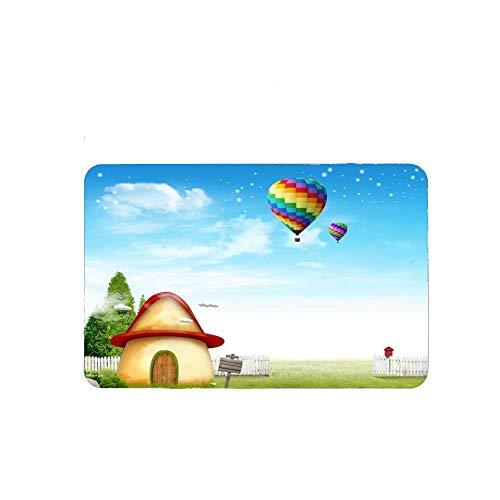 Alfombrilla de ratón para juegos de dibujos animados mural de escritorio y portátil 1 paquete de 1000 x 500 x 3 mm/39.4 x 19.7 x 1.1 pulgadas