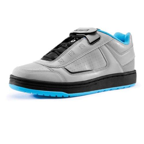 SixSixOne BMX Schuhe Filter SPD Schuh grau (Größe: 40,5)