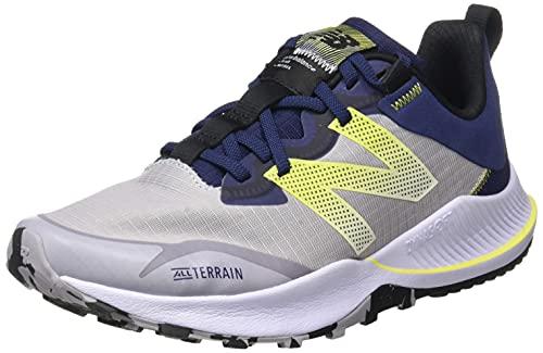 New Balance WTNTRV4, Zapatillas para Carreras de montaa Mujer, Whisper Grey, 38 EU