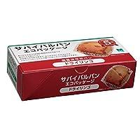 ミドリ安全 サバイバルパン エコパッケージ ドライリンゴ
