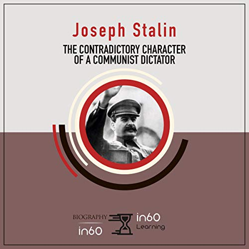 Joseph Stalin audiobook cover art