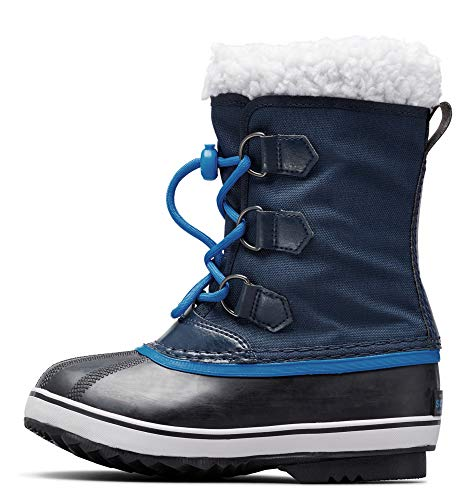 Sorel Children's Yoot Pac Nylon Boot - Waterproof - Collegiate Navy - Size 12