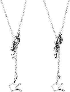 Orecchini Pendenti con Bracciale Moda Southside Serpents Set di Gioielli Miglior Regalo per Ragazze e Donne Pywee Set di Gioielli Riverdale da 3 Pezzi