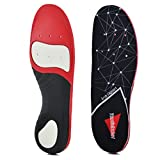 Arch Support Plantar Fasciitis Insoles for Men and Women Shoe Inserts Orthotic Inserts Flat Feet Foot Running Athletic Gel Shoe Insoles Orthotic Insoles… ((M) Men 8.5-10 Women 9.5-11 (11.02'=28.5cm))