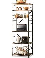 アイリスプラザ レンジ台 幅60 レンジラック 幅60.5×奥行46×高さ171.5cm コンパクト スライド棚 組立品 ブラック×ブラウン CW1188-CF