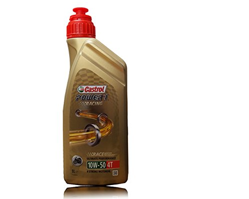Castrol SAE 10W-50 Power 1 Racing 4T 1 Liter
