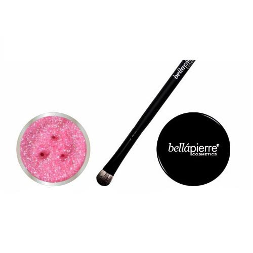 BellaPierre Makeup-Glitter, 3,5 g, Light Pink