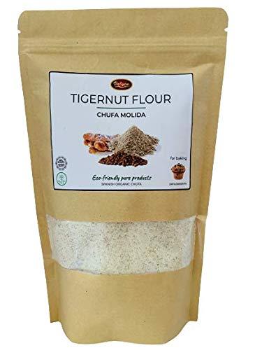 Chufa Molida - Harina de Chufa - Tigernut Flour (250 g)