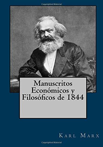 Manuscritos Económicos y Filosóficos de 1844