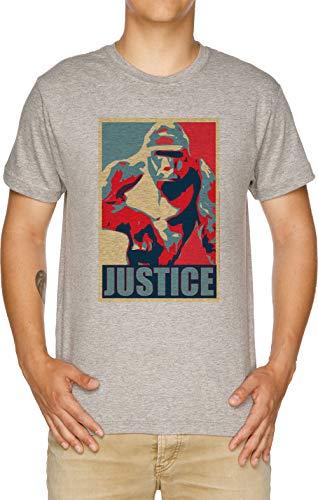 Harambe Herren T-Shirt Grau