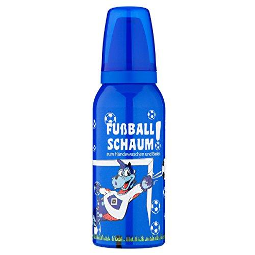 HSV Fußballspielschaum Für Kinder 100 ml, 1er Pack (1 x 100 ml)