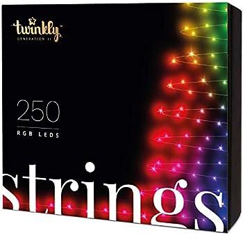 Twinkly Smart Custom LED String Lights