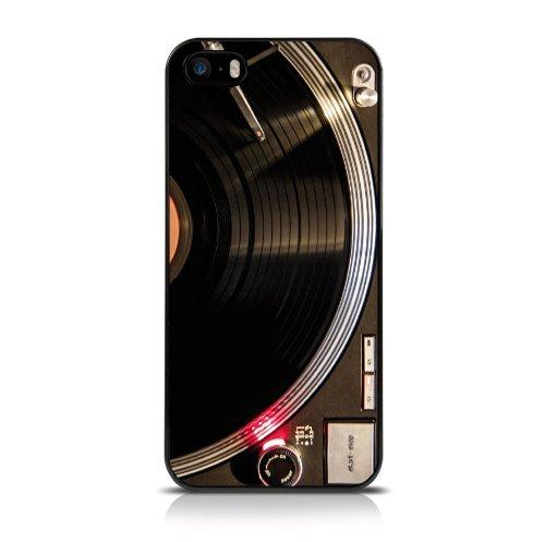 iPhone di Apple 5'Musica Lucida Immagine Back Cover di Call Candy - You Spin Me Right Round (122-095-129)