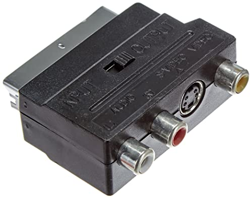 Wentronic -  Scart Adapter 3x