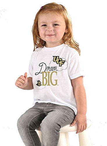 Future Tailgater UCF Central Florida Knights Dream Big Baby/Toddler T-Shirt (4T)