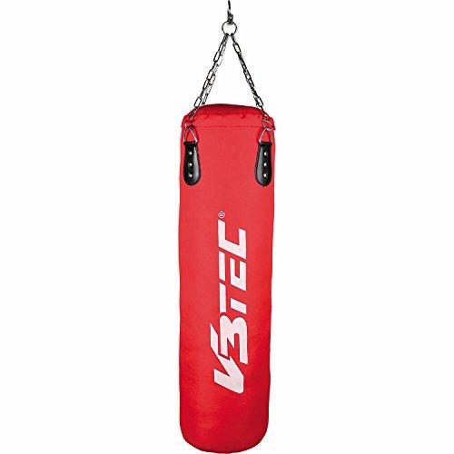 V3tec NOS Training Boxsack,rot-schwarz-we rot - OneSize