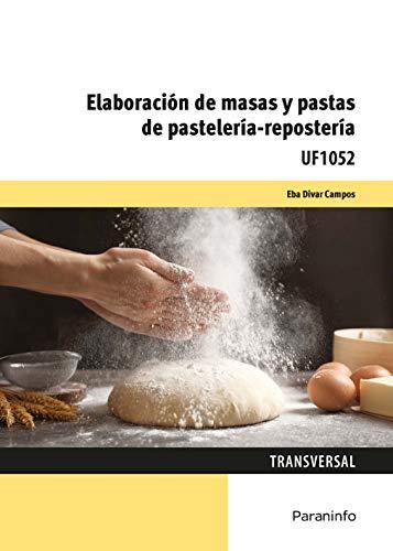 Elaboración de masas y pastas de pastelería - repostería
