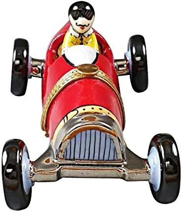 Rochard Race ! Super beauty product restock quality top! Car Factory outlet Limoges Porcelain Box