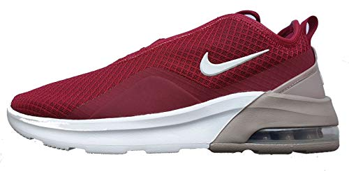 Nike Damen Air Max Motion 2 Sneaker, Rot (Noble Red/White-Pumice 601), 40 EU