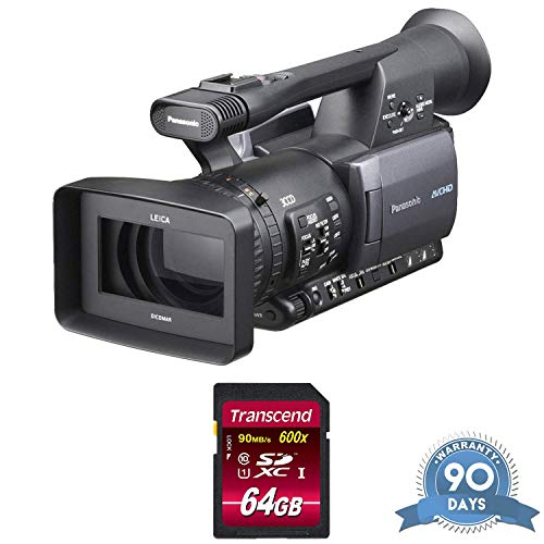 Check Out This Panasonic AG-HMC150 AVCCAM Camcorder with Memory Card - (Renewed)