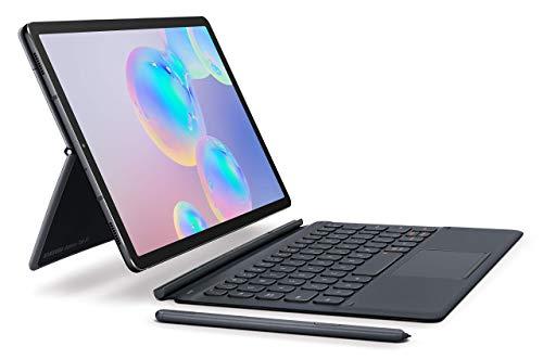 Samsung Galaxy Tab S6 10.5', 128GB WiFi Tablet Mountain Gray - SM-T860NZAAXAR (Renewed)