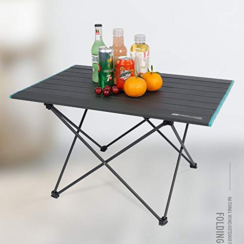 Dreieckige Stabile Struktur Camping Tisch Tragbarer Klappbarer Camping Tisch Grill Einfacher Tisch (groß, Mittel Und...