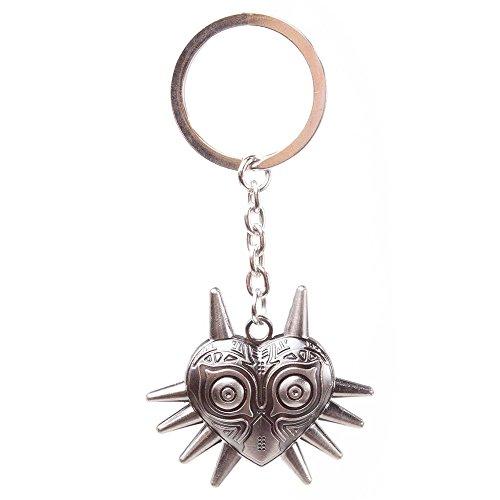 Zelda - Porte-Clés - Majora's Mask Metal