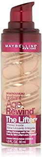 (Pack 2) Maybelline New York Instant Age Rewind the Lifter Makeup, Creamy Beige, 1 Fluid Ounce