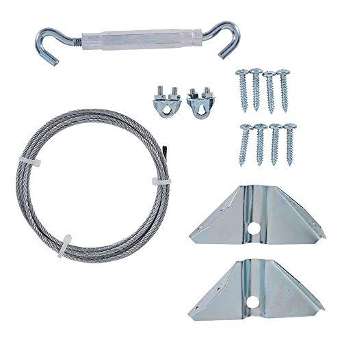 National Hardware N192-211 852 Anti-Sag Gate Kits in Zinc,Pack of 1