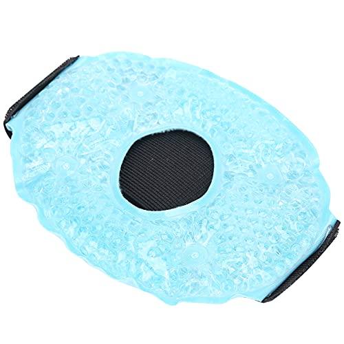 Paquete De Perlas De Gel Para Rodilla, Tamaño Ajustable Del Abrigo De La Bolsa De Hielo Para La Rodilla Para El Hogar Para El Hospital(azul)