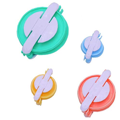 Pom Pom Maker DIY Lana Weaver Pompon Fare Tool Set di Lavoro a Maglia di Lana Craft 4 Pz