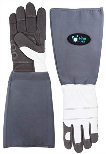 Olive & Suds: Scratch/Bite Resistant Protective Gloves | Amazon