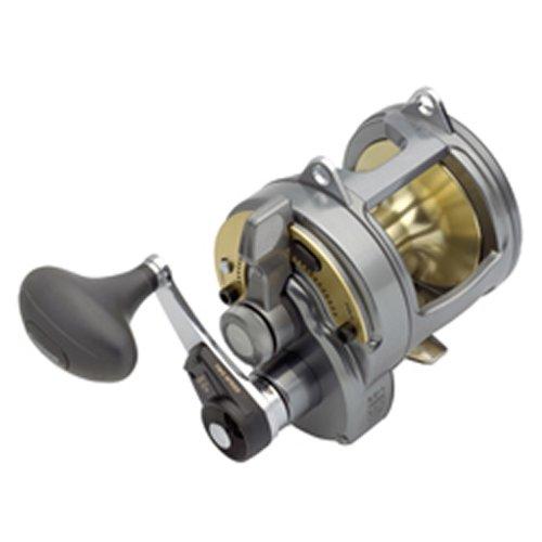 Shimano Tyrnos 30 2 Speed Offshore Seafishing Multiplier Trolling Fishing Reel, TYR30II