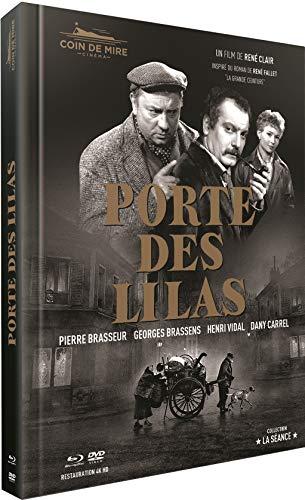 Porte des Lilas [Edition Prestige Limitée Numérotée blu-ray + dvd + livret + photos + affiche]