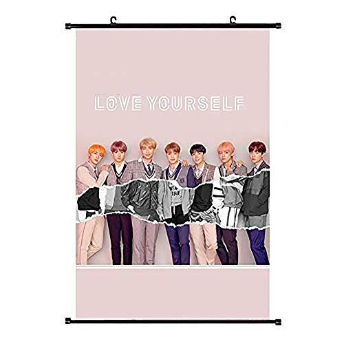 Boys Poster Rollbild Plakat, Wanddekoration Geschenk für Fans (H02)
