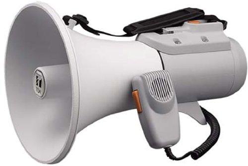 TOA(ティーオーエー) ショルダーメガホン 15W ホイッスル音付き ER-2115W