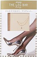 [アツギ] ATSUGI THE LEG BAR(アツギザレッグバー) サイドアンクレット柄 ストッキング FP90803 レディース ヌーディベージュ 日本 M~L (日本サイズM-L相当)